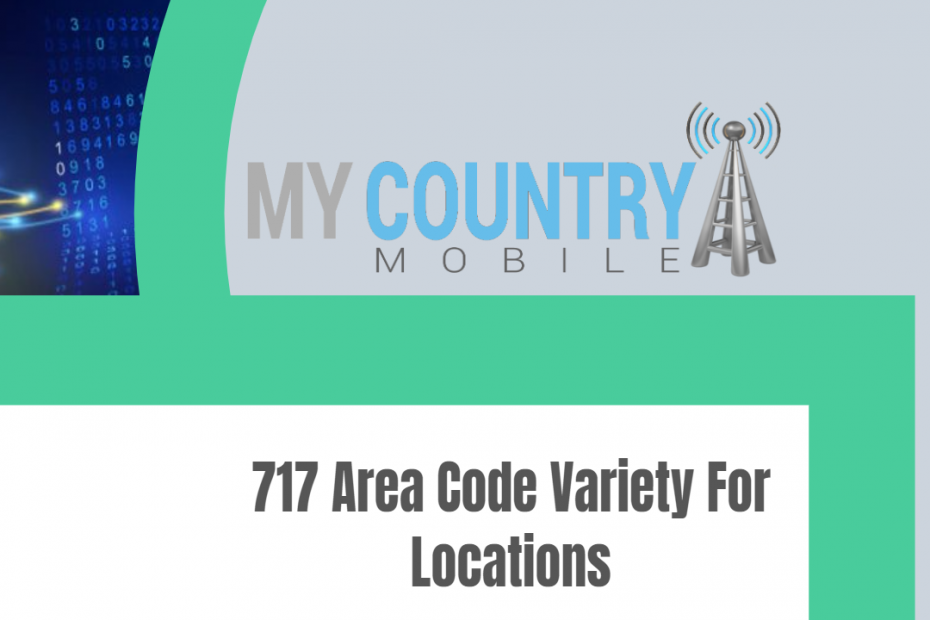 717 Area Code Variety For Locations - My Country Mobile