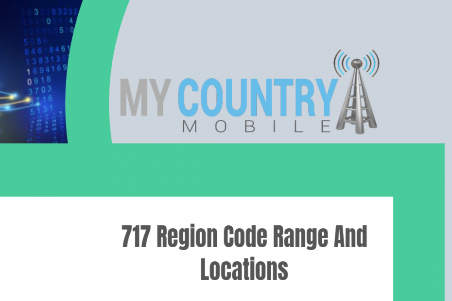 717 Region Code Range And Locations - My Country Mobile