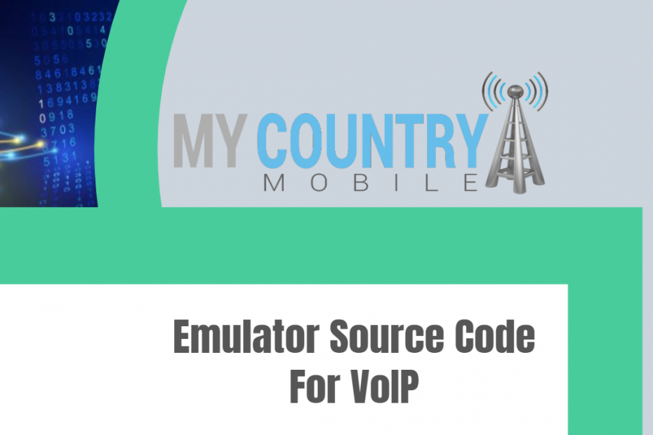 Emulator Source Code For VoIP - My Country Mobile