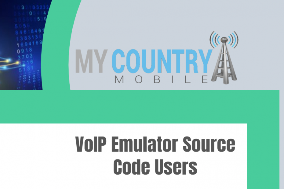 VoIP Emulator Source Code Users - My Country Mobile
