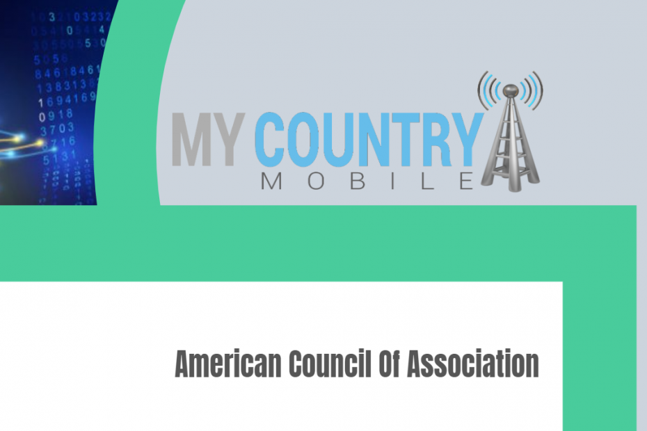 American Council Of Association - My Country Mobile
